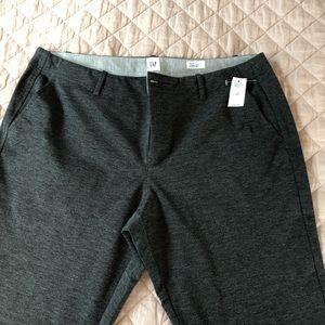 GAP Pants - GAP Double-Knit girlfriend trouser